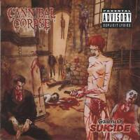 CANNIBAL CORPSE - GALLERY OF SUICIDE (1998/2016) CD Jewel by Fono Music+GIFT