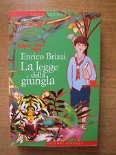 LA LEGGE DELLA GIUNGLA - Enrico Brizzi, Editore Laterza