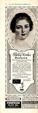 1916 Betty Wales Dresses Fashion Gowns School Dress Vintage Print Ad 1148