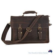 Leather Satchel Bag.Leather laptop Bag.mens leather satchel bag.buffalo satchel