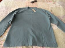 AMERICAN EAGLE OUTFITTERS  -  BLUE SWEATSHIRT - LARGE 7377 - NWT - NEW