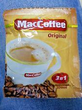 MacCoffee Original 3 in 1 20 sachets x 20 gram