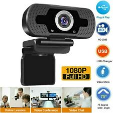 New listing Hd 1080P Webcam with Microphone Usb Camera for Pc/Mac Laptop/Desktop Video Call