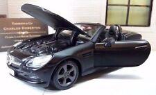 Camión de automodelismo y aeromodelismo plástico Mercedes