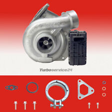 Turbolader Turbo Garrett Mercedes Benz E-Klasse 320 CDI (W211) 150KW / 204PS