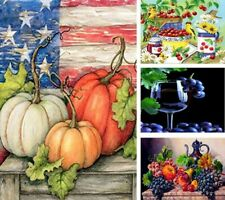 Fruit Diy 5D Full Round Drill Diamond Painting Embroidery Kits Arts Decors Gifts