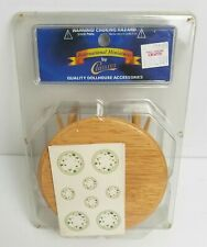 International Miniatures by Classics 3 Pieces Table & Chairs Dollhouse Unopened