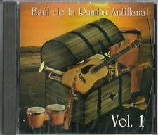 Baul De La Rumba Antillana Volume 1 Latin Music CD New