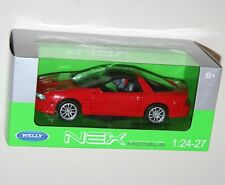 Welly - 2002 CHEVROLET CAMARO SS (Red) - Die Cast Model Scale 1:24