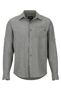 Marmot Aerobora Ls Shirt Men Super Light Long Sleeve Function Shirt Travel Shirt