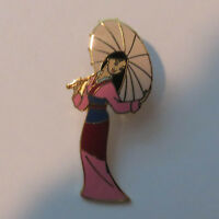 Disney Mulan with Umbrella Pin