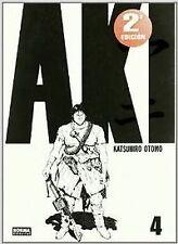 Akira 4. NUEVO. Nacional URGENTE/Internac. económico. COMIC Y JUEGOS
