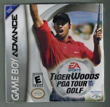 Game Boy Advance - Tiger Woods PGA Tour Golf
