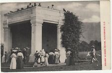 CGH: EDVII Postcard, Rhodes Summer House, Rondebosch, 1 April 1909