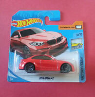 HOT WHEELS - 2016 BMW M2 - FACTORY FRESH - SHORT CARTE - FJY17 - R 5803
