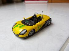 Renault sport spider f1 pace car v070b speed 1/43 miniature