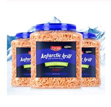 Fish Food Feed Shrimp krill freeze dried Natural Shrimp Pigment carnivore Fish