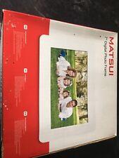 "Matsui 7"" Digital Photo Frame."