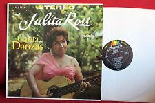 Julita ROSS Canta Danzas (Puerto Rico) Claudio FERRER; LP Ansonia SALP 1273; NM