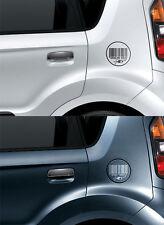 fuel Decal Sticker Gasoline Black 1P For 11 Kia Optima K5