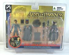 "Army of Darkness HERO ASH & DEADITE SCOUT 2-Pack 4"" Figure Set PALISADES 2004"