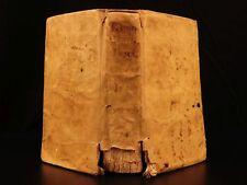 1737 1º Ed Greek & Italiano Aesop Fables Mitología Clásico Folklore Venecia