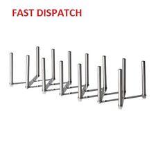 Ikea variera pot en acier inoxydable pan couvercle support rack organisateur nou...