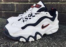 Vintage 1990s Nike Air Mid-Top Shoes 980810 Mens Boys Sz 5.5