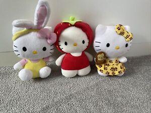 Hello Kitty Plush Bundle