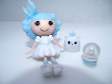 Lalaloopsy Mini Doll IVORY ICE CRYSTALS - Target Exclusive - Retired HTF