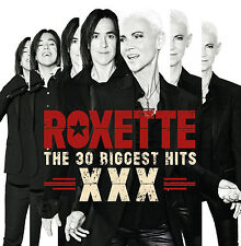 ROXETTE: THE 30 BIGGEST HITS XXX 2x CD VERY BEST OF / GREATEST HITS NEW SEALED