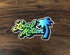 Local Motion - Surf Sticker Maui And Son Sticker T&C Jimmy'z