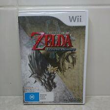 The Legend of Zelda: Twilight Princess Nintendo Wii PAL