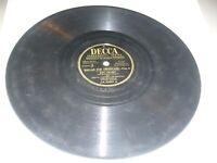 """BING CROSBY BALLAD FOR AMERICANS PART 2 & 3 10"""" 78 Decca 23581 1946"""