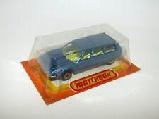 Matchbox Superfast No 12 Citroen CX French Blister MIB RARE