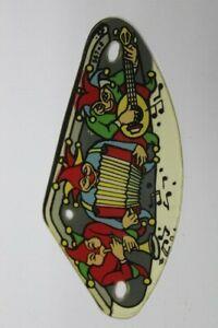 Williams JOKERZ Pinball Machine USED Slingshot Plastic 567-8