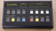 Marantz RC610CDR Remote Control for use on Marantz CDR610