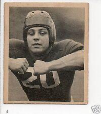 1948 Bowman Football Card #82 John Cannady-New York Giants