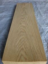 American White Oak Veneer - REAL WOOD Sheet - 800mm x 200mm (31.5 x 7.5 inches)