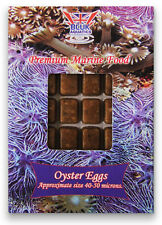 Frozen Fish Food-5 X 50g Oyster Eggs-limited stock
