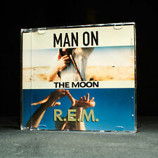 REM - Man On The Moon - music cd EP
