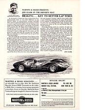 "No.1 April 1966 Championship Driving ""world Driving Champion"" Vol.1 Jim Clark"