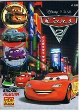 Panini Disney Cars 2 75 Different Stickers NEW VERY RARE