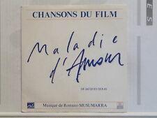 BO Film Maladie d amour JACQUES DERAY Musiq: ROMANO MASUMARRA 109468