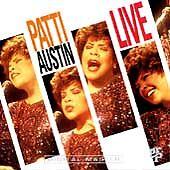 Austin, Patti : Live CD