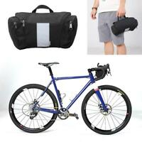 SAHOO 3L Waterproof Bicycle Handlebar Bag MTB Mountain Road Bike Front Basket US