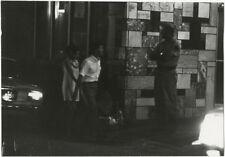 Photo Argentique Okinawa Japon Japan Geicha Prostitution 1971