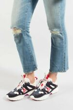 Isabel Marant KINDSAY Logo Leather Sneakers Lace Up Athletic Shoes 39