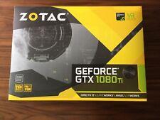 Zotac Nvidia GeForce GTX 1080 Ti Soplador 11Gb de 352Bit GDDR 5X Tarjeta Gráfica
