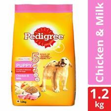 Pedigree Puppy Dry Dog Food Food, Chicken & Milk, 1.2kg Pack